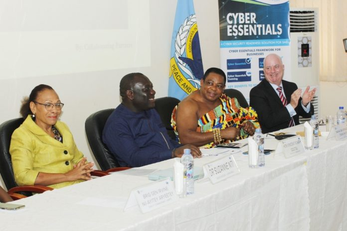 Ghana's cyber-security mechanism receives further boost