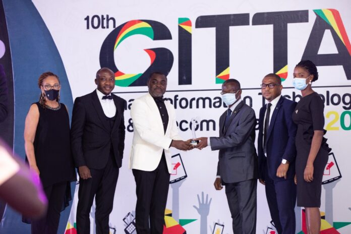 e-Crime Bureau crowned Cyber Security Company of the Year at 10th GITTA Awards